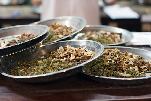 Chinese-herbs_FlickrCreativeCommons_romainguy