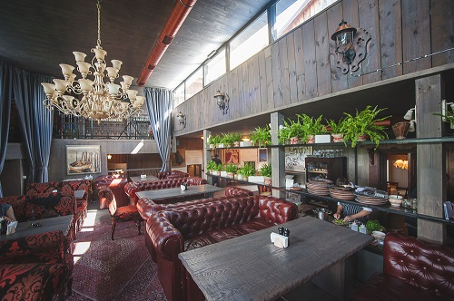 Kanapa Restaurant Kiev
