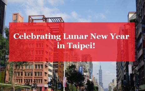Lunar New Year in Taipei title image