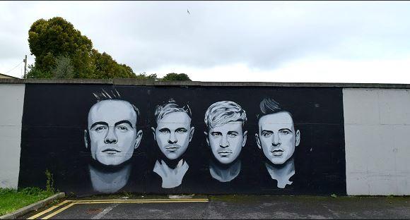 Westlife, Sligo, Ireland